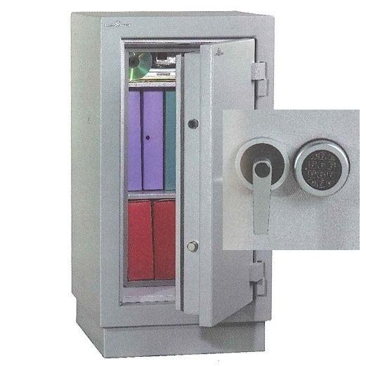 armoire ignifuge papier 2 heures 349 litres a code. Black Bedroom Furniture Sets. Home Design Ideas