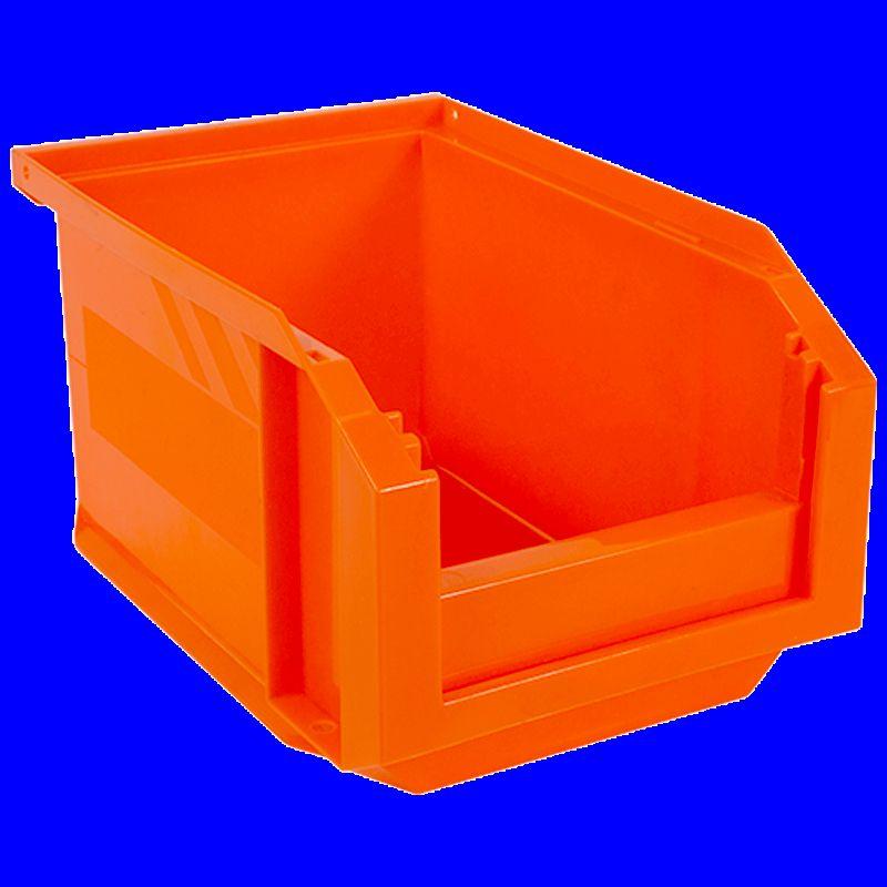 Bac à bec European 3L Orange fluo - 5130070