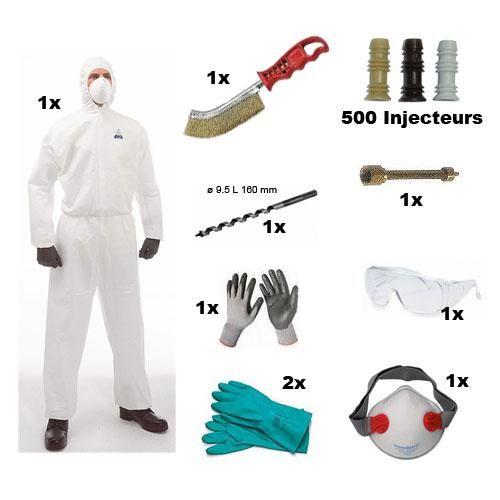 kit preparation injection traitement bois. Black Bedroom Furniture Sets. Home Design Ideas