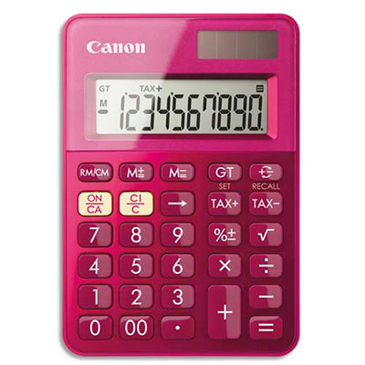 Calculette canon achat vente de calculette canon for Calculatrice prix