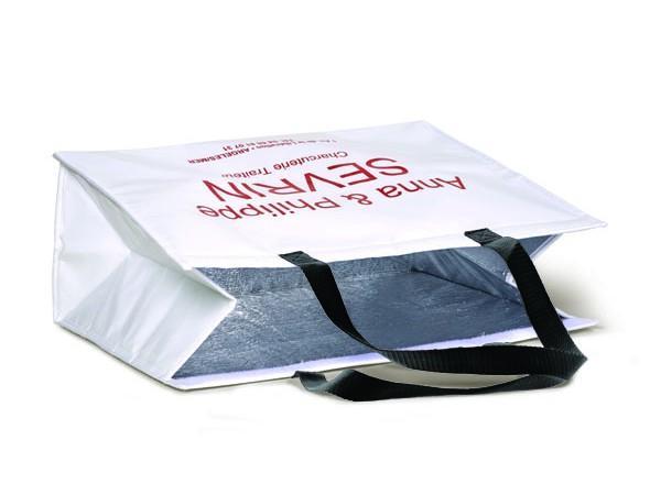 sacs et sachets plastiques reutilisable isotherme blanc. Black Bedroom Furniture Sets. Home Design Ideas