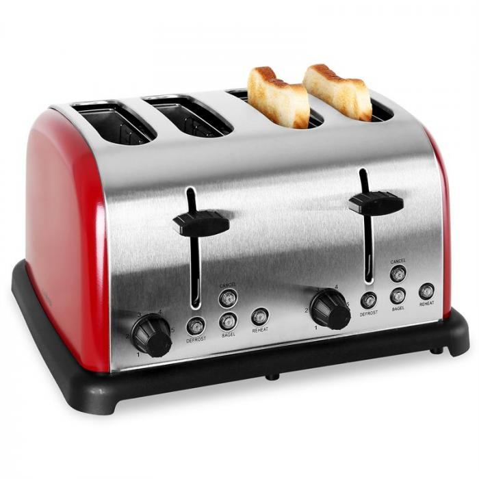 Chal-tec gmbh - produits grille-pain et toaster