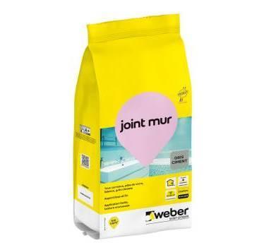Weber Joint Carrelage En Poudre Weberjoint Mince Gris Ciment 5kg