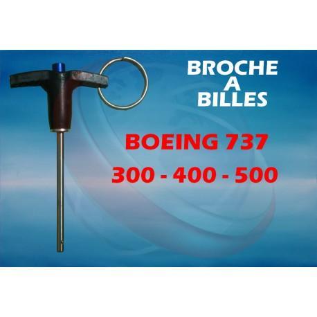 BROCHE À BILLES BOEING 737 -300-400-500