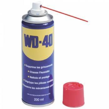 HUILE MULTI-FONCTIONS WD-40 (BIDON 5 L + PULVÉRISATEUR)