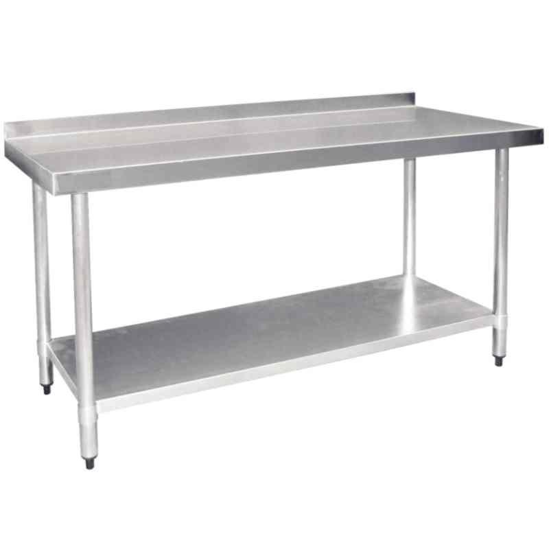 Table de travail gastromastro achat vente de table de for Table travail inox