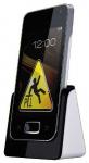 Ati-530hd : téléphone dect pti des activités de service