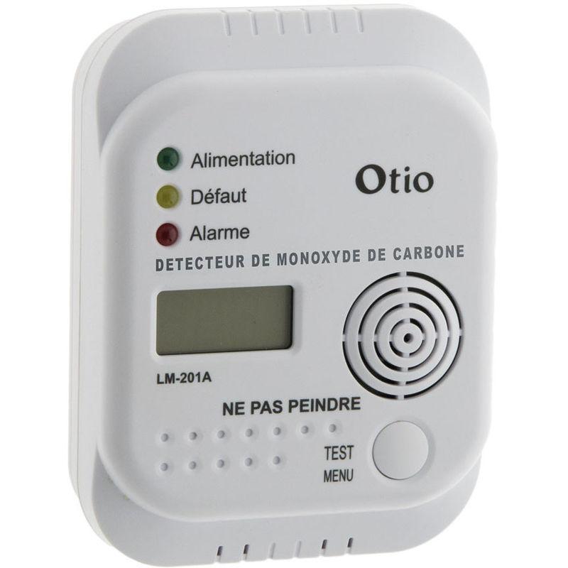 D tecteur de gaz otio achat vente de d tecteur de gaz otio comparez les prix sur - Detecteur monoxyde de carbone chaudiere gaz ...