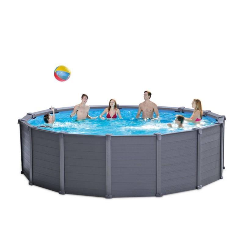 Piscine en kit tous les fournisseurs piscine hors sol for Prix produit piscine