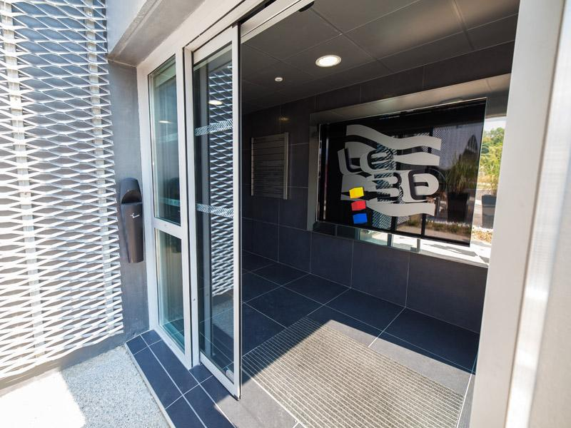 axed portes automatiques produits portes pietonnes. Black Bedroom Furniture Sets. Home Design Ideas