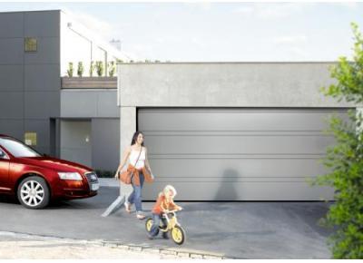 Porte de garage sectionnelle covam - Fournisseur porte de garage sectionnelle ...