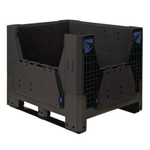 caisse palette en plastique utz achat vente de caisse palette en plastique utz comparez. Black Bedroom Furniture Sets. Home Design Ideas