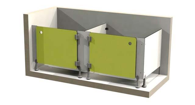 cloisons pour sanitaires et vestiaires tous les fournisseurs cloison pour sanitaire. Black Bedroom Furniture Sets. Home Design Ideas