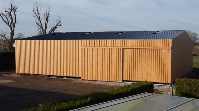Abris agricoles tous les fournisseurs abri agricole - Calcul d un hangar en charpente metallique ...