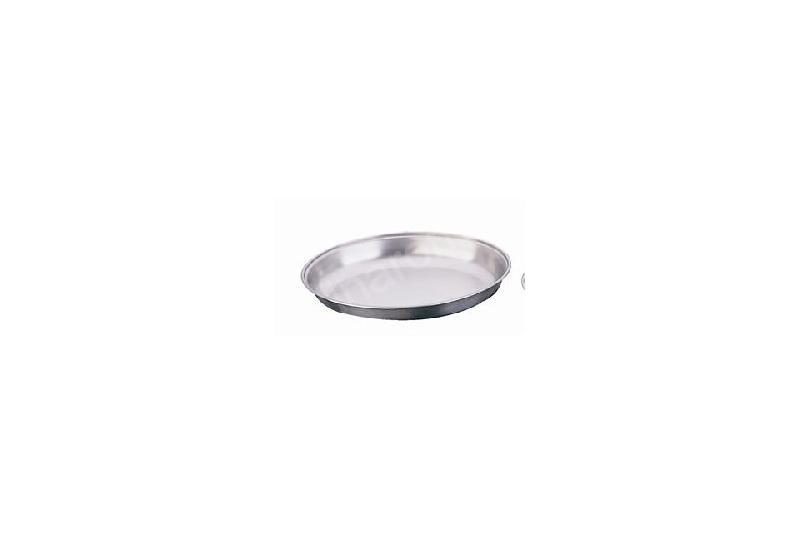Plat ovale en inox 250 mm comparer les prix de plat ovale for Plat professionnel inox