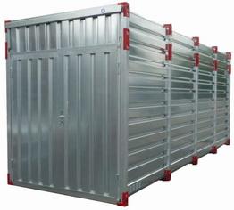 container grande hauteur