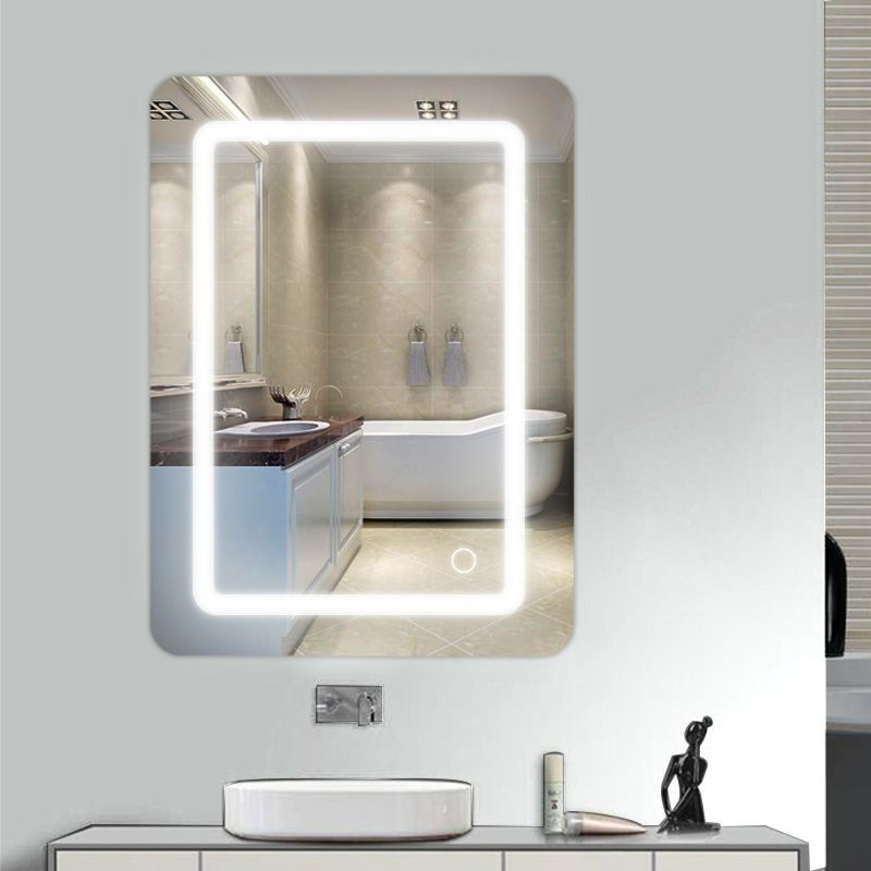 Miroir Lumineux Salle De Bains Tous Les Fournisseurs De Miroir