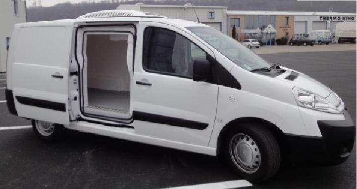 Citroen jumpy l1h1 pack business 2 0cc hdi 125cv isotherme for Interieur jumpy