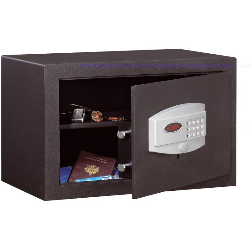 coffre fort lectronique bastion poser h270 x l350 x. Black Bedroom Furniture Sets. Home Design Ideas