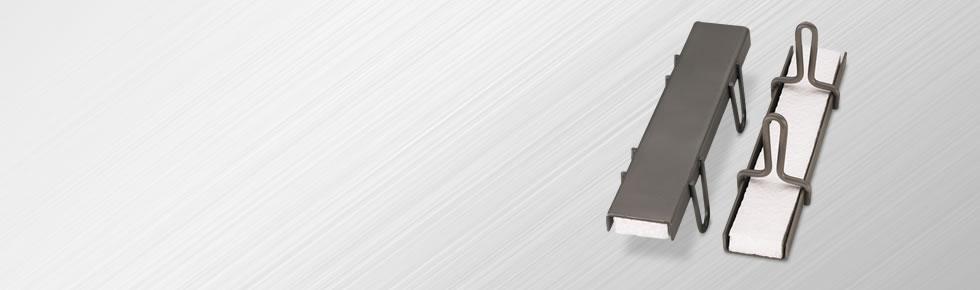 htu rails de fixation de bardage. Black Bedroom Furniture Sets. Home Design Ideas