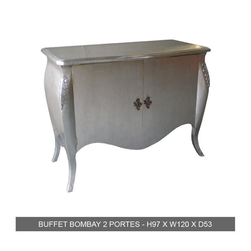 Buffet tous les fournisseurs pour rangement central bahut 2 portes - Buffet style baroque ...