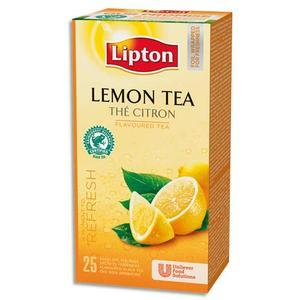 LPT B/ 25 SAC THE LIPTON CITRON 100071