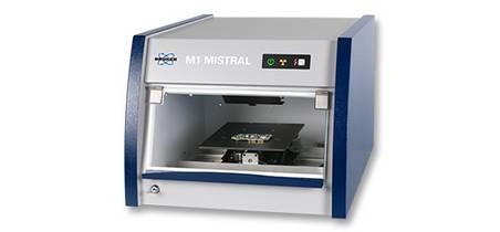 M1 mistral : spectromètre micro-xrf compact de paillasse