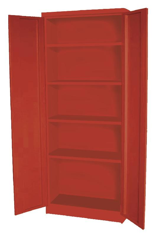 armoire universelle avec 4 etageres reglables mw tools dek7838. Black Bedroom Furniture Sets. Home Design Ideas