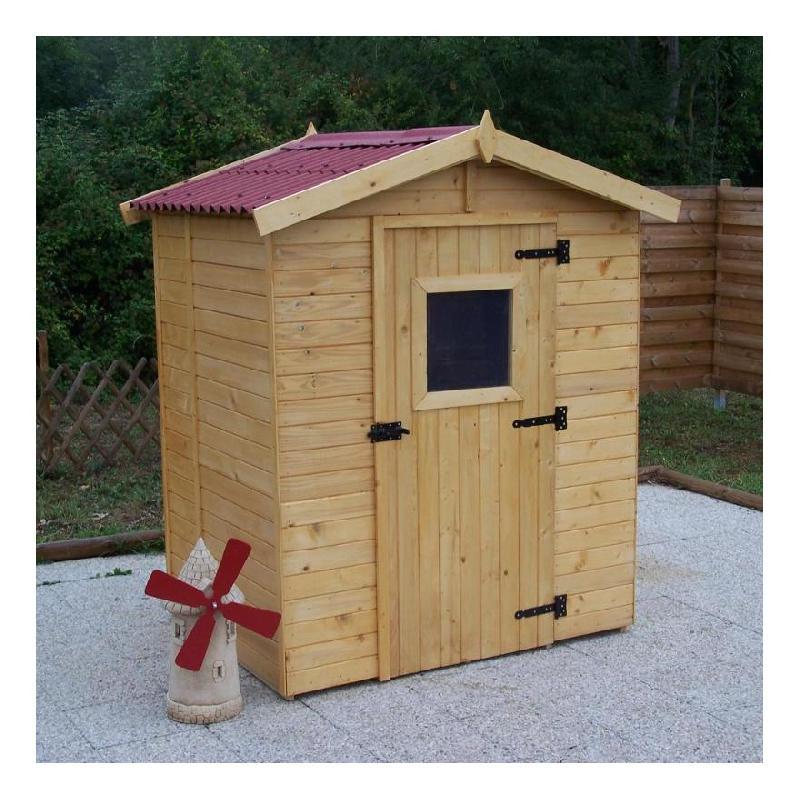 Abris de jardin en bois comparez les prix pour - Abri de jardin avec plancher ...