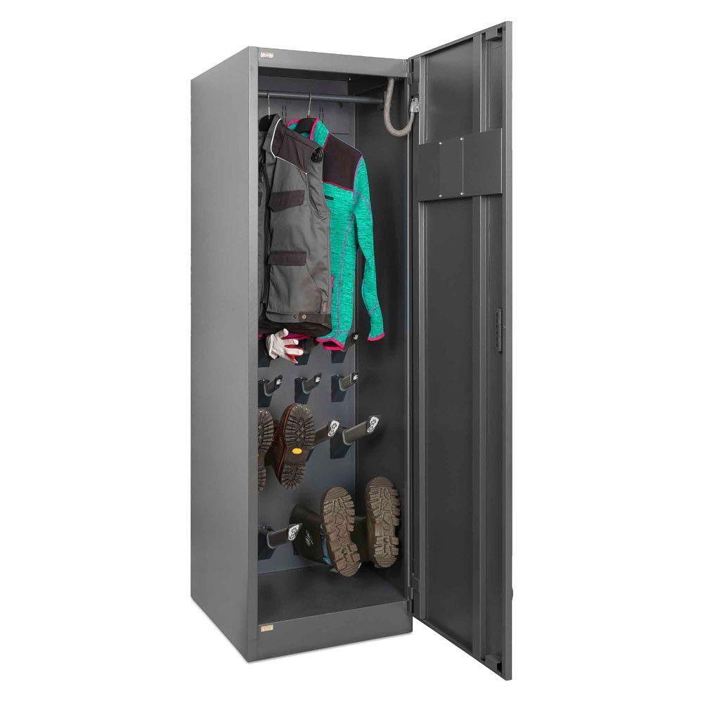 Sèche-armoir vêtement de travail 4
