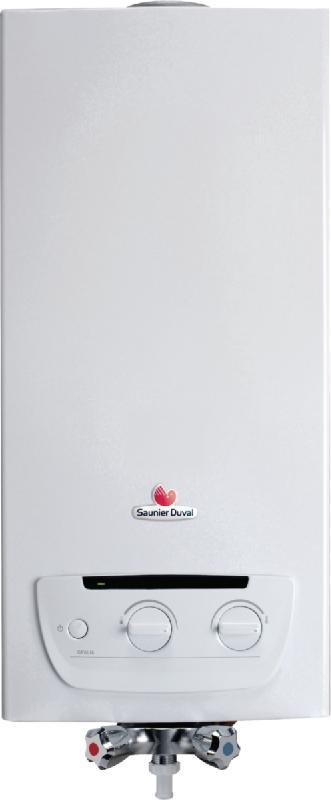 chauffe eau opalia c6e d tous gaz naturel pression d 39 eau normale avec robinet melangeur sortie. Black Bedroom Furniture Sets. Home Design Ideas