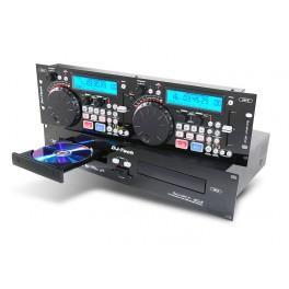 DOUBLE LECTEUR CD/MP3 PROFESSIONNEL AVEC EFFETS DSP