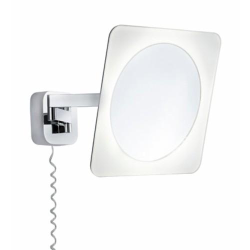 Miroirs de salle de bain paulmann achat vente de for Miroir eclairant led