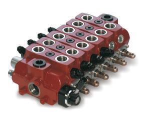 Distributeur hydraulique sds180