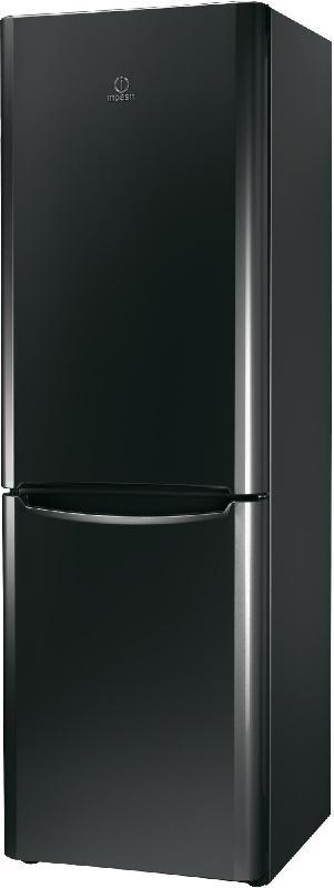 Indesit refrigerateur combine biaa13pkdr biaa 13 pkdr noir - Combine frigo congelateur indesit ...