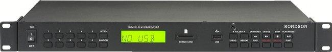 LECTEUR/ENREGISTREUR MP3 RONDSON ER-100U