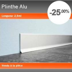 plinthe alu anodis 100mm comparer les prix de plinthe alu anodis 100mm sur. Black Bedroom Furniture Sets. Home Design Ideas