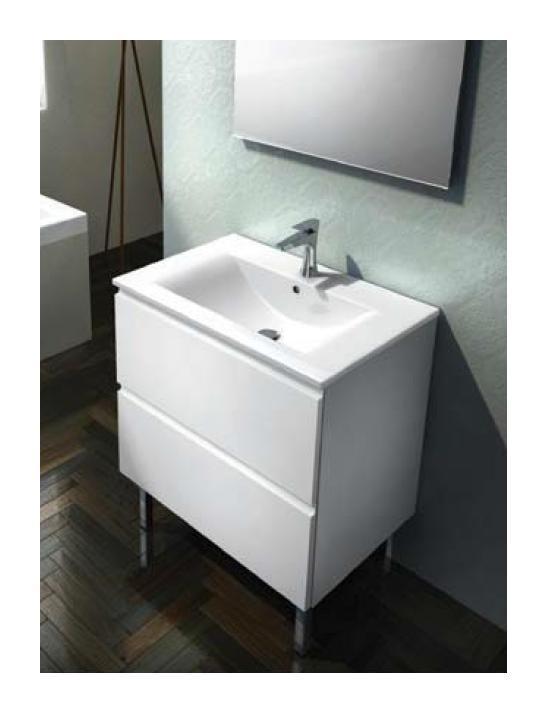 Mobiliers de salle de bain gb group achat vente de for Meuble 70 cm