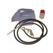 P200 - Pistolet de sablage - Arena - A buse carbure de tungstène 2.5 cv