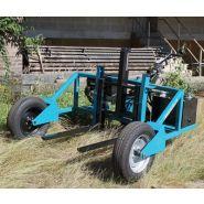 Transpalette thermique tout terrain - Manusur -  capacité 1300kg ou 1500kg.