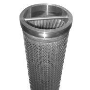 HFU - Cartouches filtrantes d'eau - Filtration Sasu - en acier inoxydable 316L