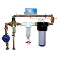 Appareils anti-calcaire - eau-saine - station de gestion de l'eau
