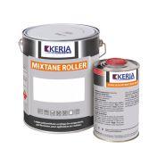 Mixtane roller - peinture bi-composant - cd peintures - aspect tendu