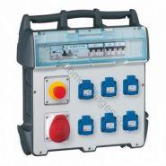 LEG058952 - Armoires électriques de chantier - ABM - 6 prises NF C