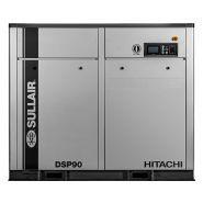 Compresseur rotatif à vis sans huile industriel série DSP CE - SULLAIR LLC - Pression : 7 – 10 bar