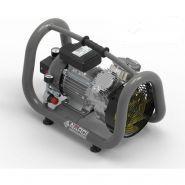 Ext3t2_1400 compresseur extrême 3t2 350l/mn 1400 - nardi compressori france -  bicylindre a haut rendement