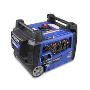 Hg4000i-ar1 groupe électrogène portable - hyundai power equipment by builder - puissance 3300 w 3100 w