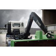 MULTILIFT XR8S - Bras hydraulique pour camion - Hiab - 8 T
