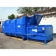 Compacteur à déchets à poste fixe cds 2200