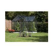 Serre orangerie 8.6 m² aluminium et verre horticole - juliana serre ...